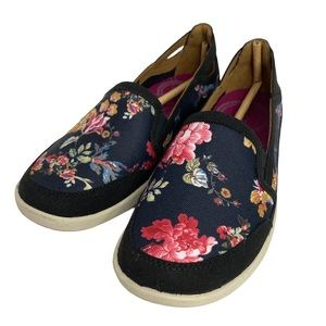Cob Hill Zahara Floral Slip-On Sneakers